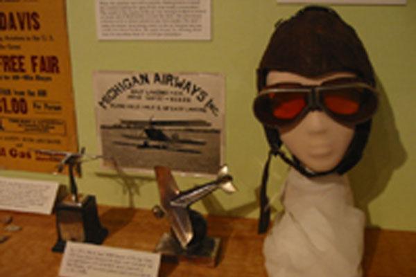 Image of 100 Years of Flight: Pioneers & Barnstormers Exhibit