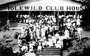 Photo of Idlewild Club House circa 1926