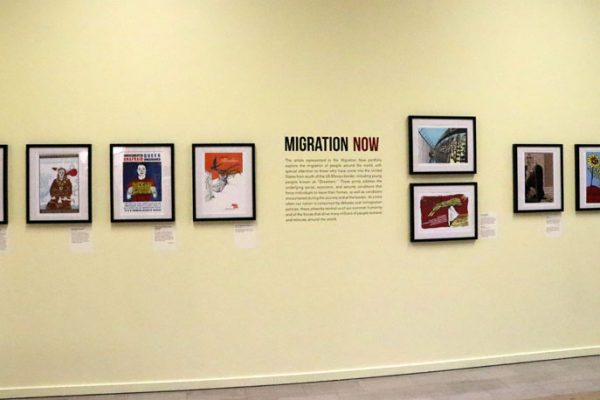 Migration Now Exhibit