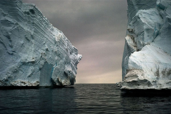 Image of Stranded Icebergs