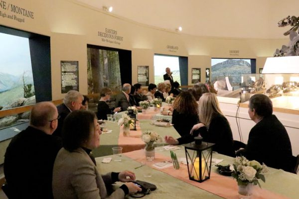 Annual MSU Museum Members' Dinner