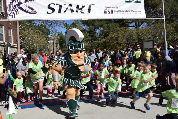 MSU Federal Credit Union Dinosaur Dash