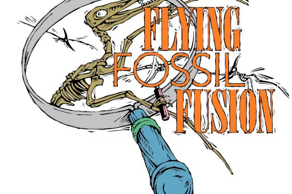 Flying Fossil Fusion