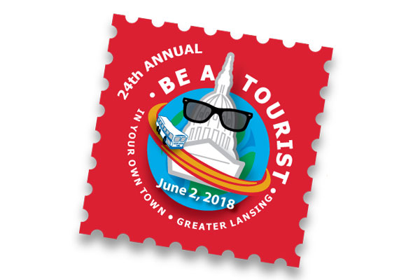 Logo for Be a Tourist in Your Own Town