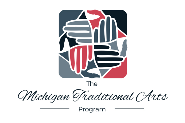 Michigan Traditional Arts Program logo