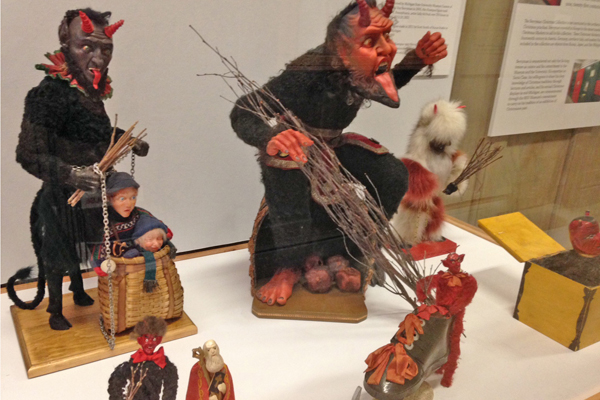 Image of Krampus Display