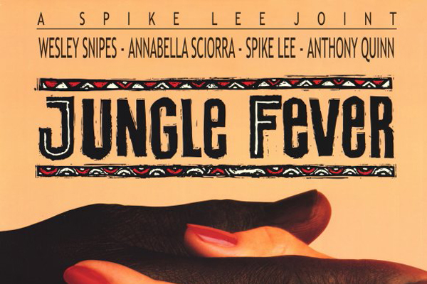 Image of Jungle Fever Poster