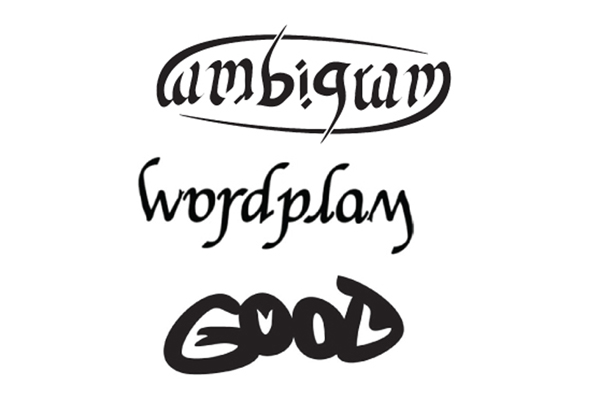 Image of Deep Play Ambigrams