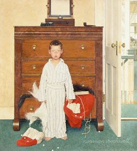 Saturday Evening Post, December 29, 1956 - Norman Rockwell