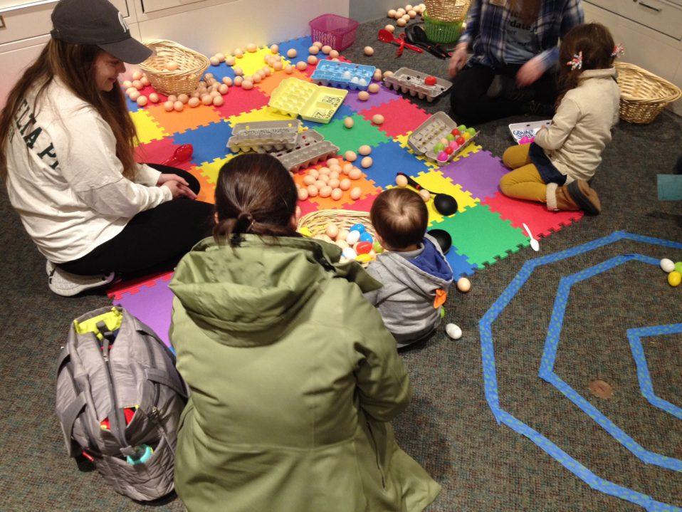 preschool playdate