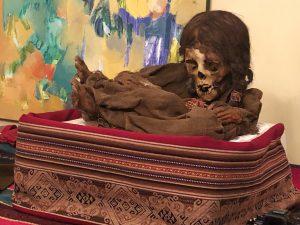 """Ñusta"" at the Embassy of Bolivia in Washington D.C."