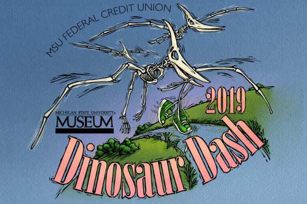 2019 MSU Federal Credit Union Dinosaur Dash