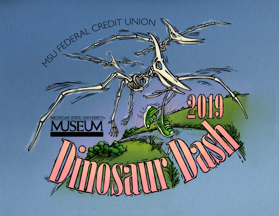 2019 MSU Federal Credit Union Dinosaur Dash