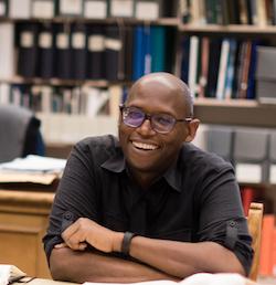 Jullian Chambliss, PhD. Photo: Scott Cook