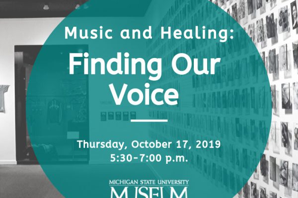 Music and Healing: Finding Our Voice