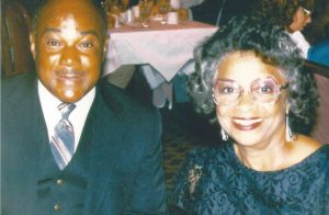 Bettye and Norbert Howe. Courtesy of Bettye Howe Saunders.