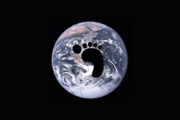 SOS Footprint Earth