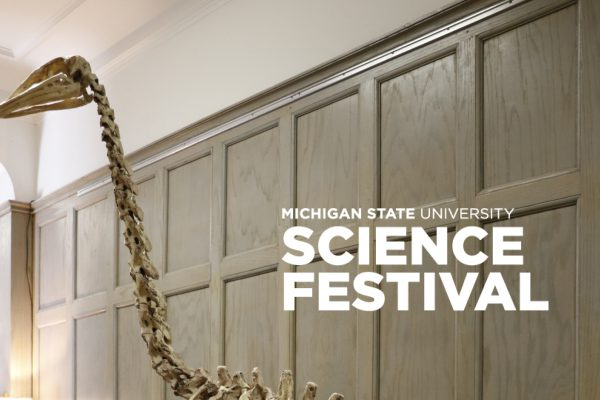 Elephant Bird Michigan State University Science Festival