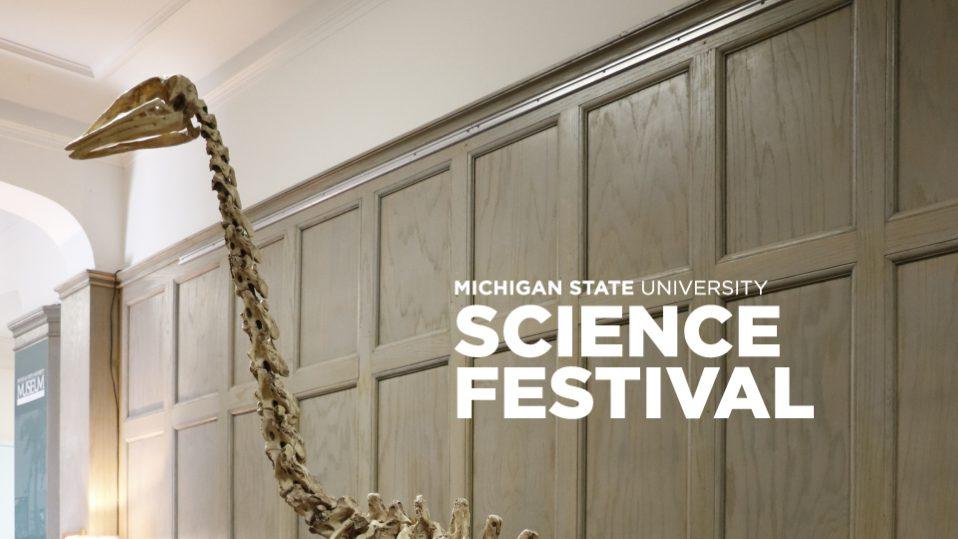 Elephant Bird Michigan State University Science Festival