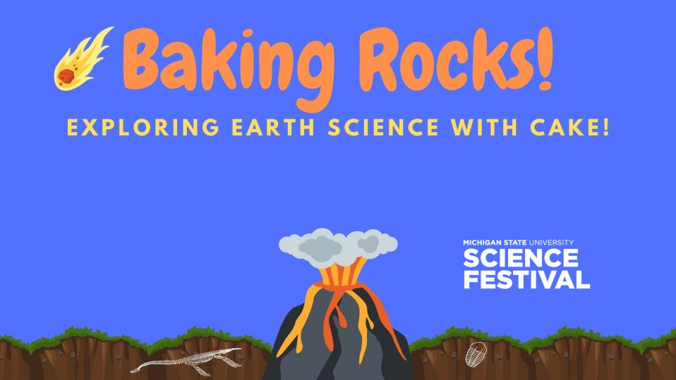 Baking Rocks! Exploring Earth Science with Cake!