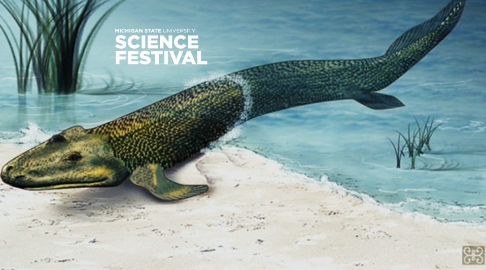 Fins to Limbs, Michigan State University Science Festival