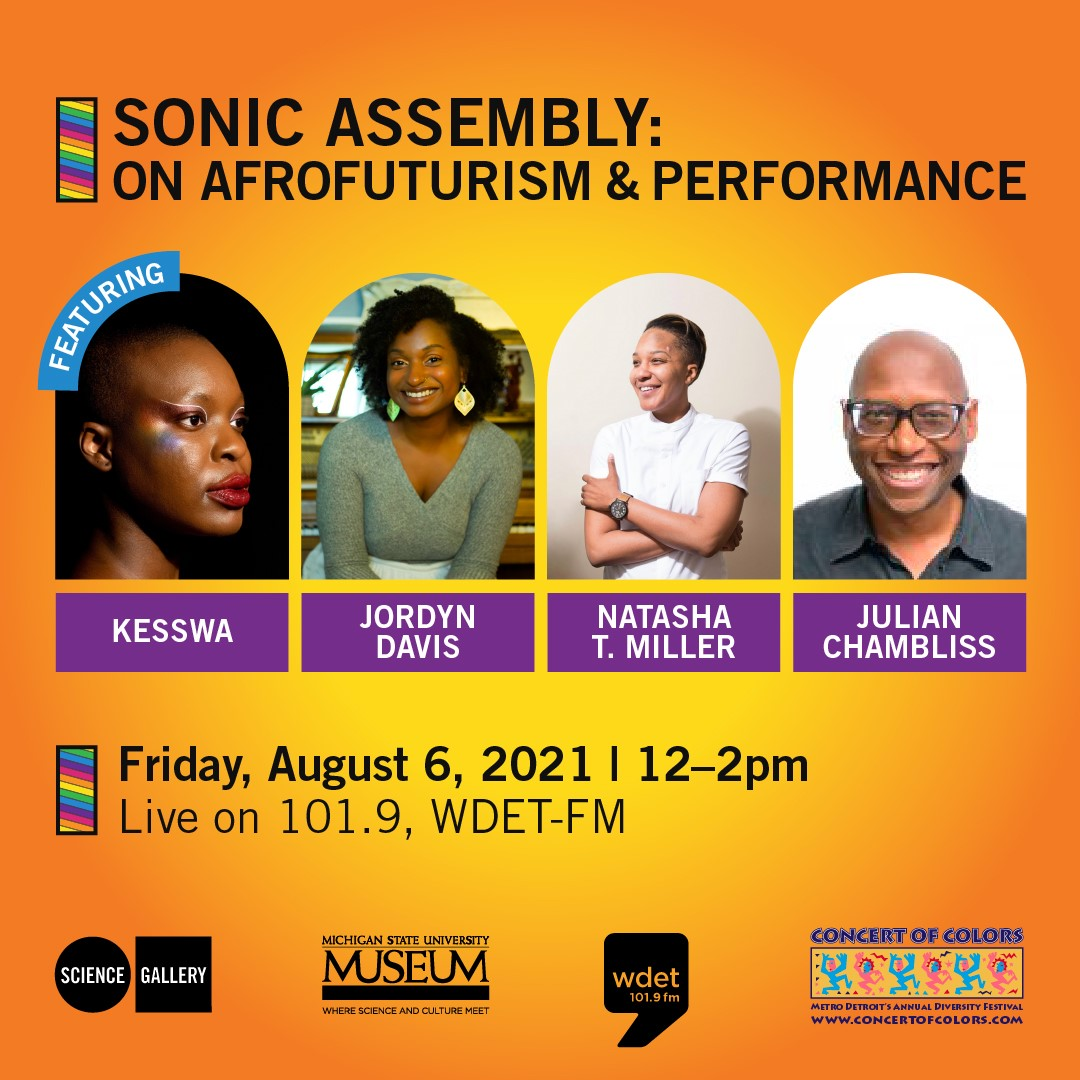 Sonic Assembly: On Afrofuturism and Performance