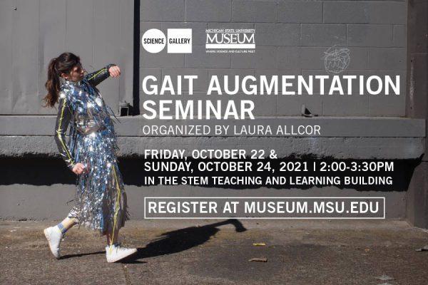 Gait Augmentation Seminar - Organized by Laura Allcorn
