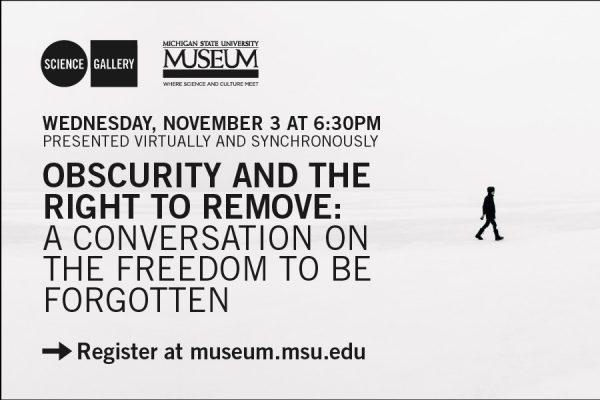 Obscurity and the Right to Remove: A Conversation on the Freedom to be forgotten