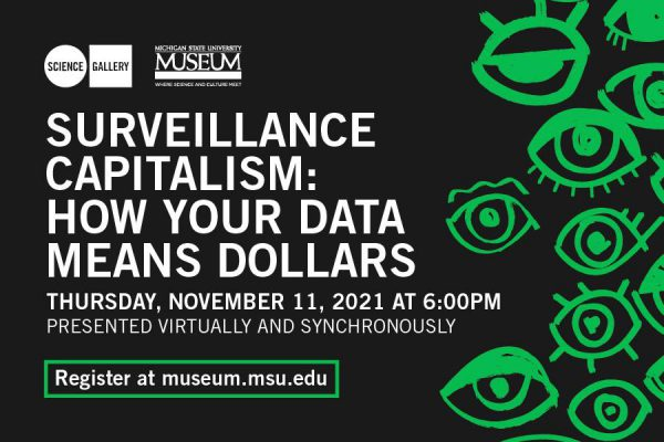 Surveillance Capitalism: How Your Data Means Dollars